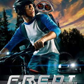 F.R.E.D.I. is listed (or ranked) 4 on the list The Greatest Kids Sci-Fi Movies