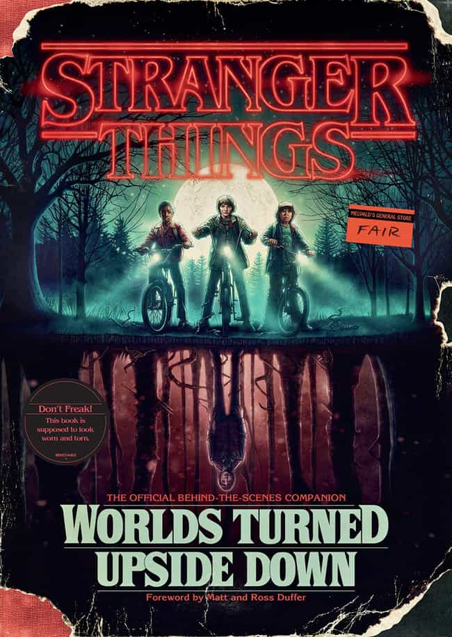 Official Behind-The-Scenes Com... is listed (or ranked) 1 on the list The 10 Best Stranger Things Games & Toys To Buy On Prime Day