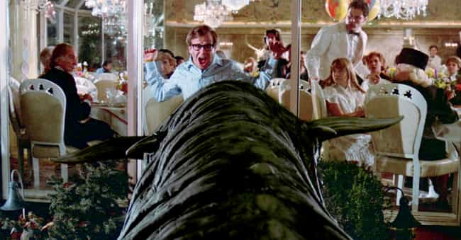 Louis Being Ignored When... is listed (or ranked) 4 on the list Moments In 'Ghostbusters' That Went Too Far And Scarred Our Childhoods