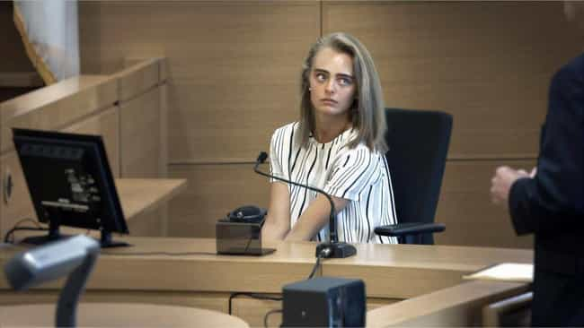 Carter's Friends Testified Tha... is listed (or ranked) 4 on the list 'I Love You, Now Die' Is A Documentary About The Teen Who Texted Her Boyfriend To Kill Himself