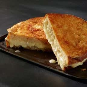 Crispy Grilled Cheese Sandwich