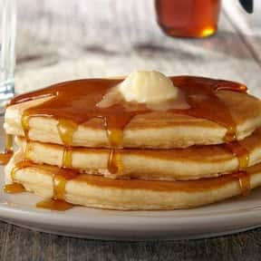 Original Short Stack Buttermil is listed (or ranked) 1 on the list The Best Things To Eat At IHOP