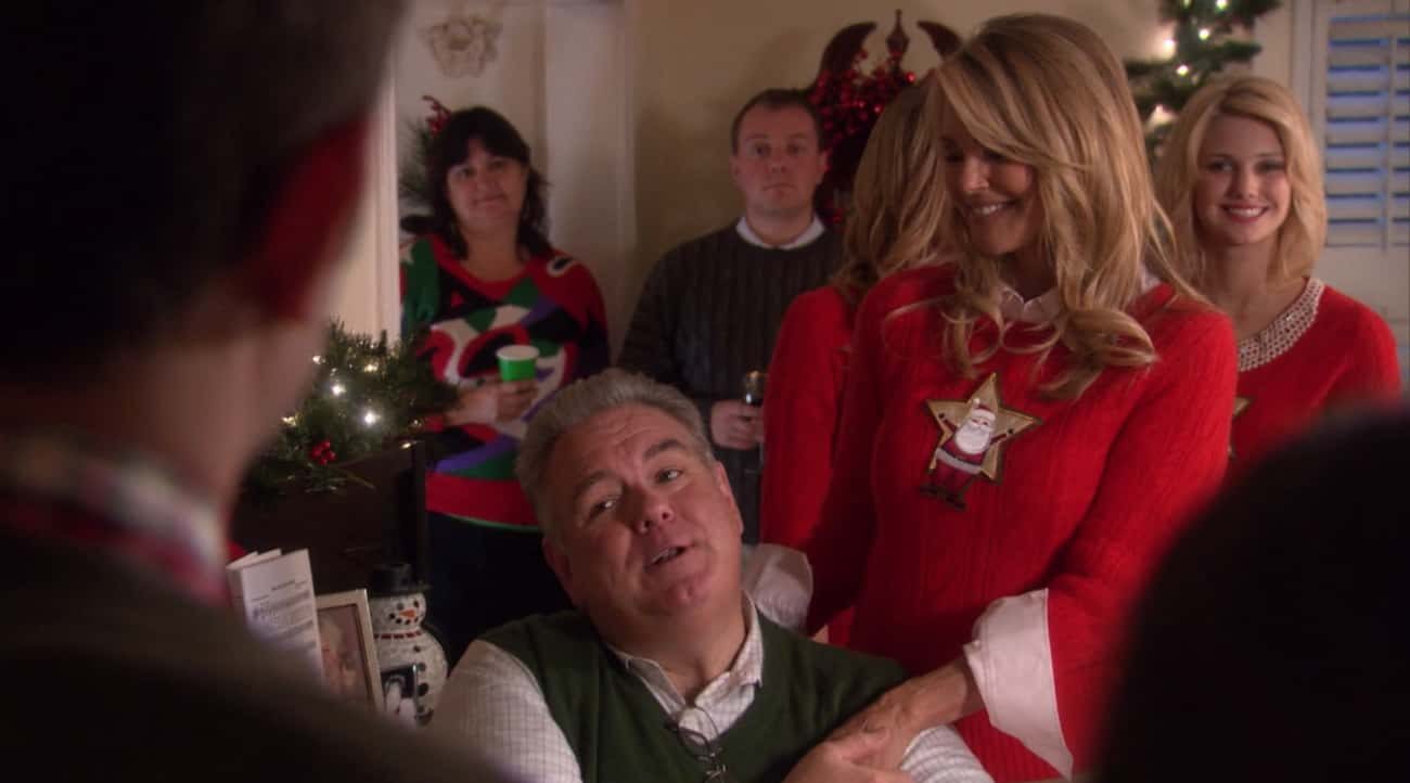 He's A Dedicated Family Man is listed (or ranked) 2 on the list 13 Reasons Jerry Is The Best Person In The World Of 'Parks and Rec'