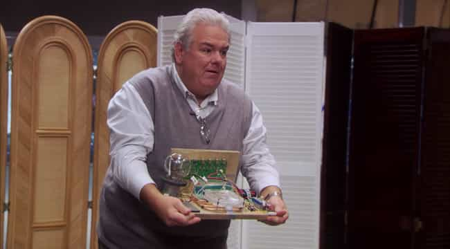 He Invented Renewable Clean En... is listed (or ranked) 4 on the list 13 Reasons Jerry Is The Best Person In The World Of 'Parks and Rec'