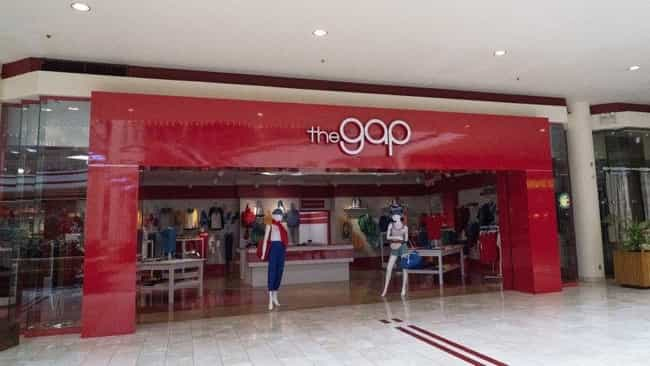 The Gap Was The H&M ... is listed (or ranked) 2 on the list All The Ways Starcourt Mall Took Us Straight Back To The '80s In 'Stranger Things 3'