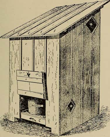 Outhouses And Privy Pots Were  is listed (or ranked) 5 on the list What Was Hygiene Like In Colonial America?