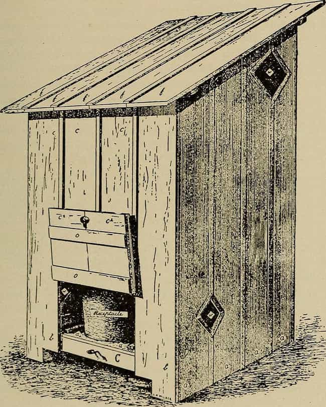 Outhouses And Privy Pots Were ... is listed (or ranked) 5 on the list What Was Hygiene Like In Colonial America?