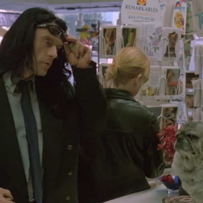 My Favorite Customer is listed (or ranked) 3 on the list Oh, Hi, Mark: Here Are The Funniest Quotes From 'The Room'