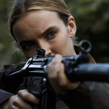 Villanelle - 'Killing Eve' is listed (or ranked) 2 on the list The Most Lethal Female Assassins in Film & TV