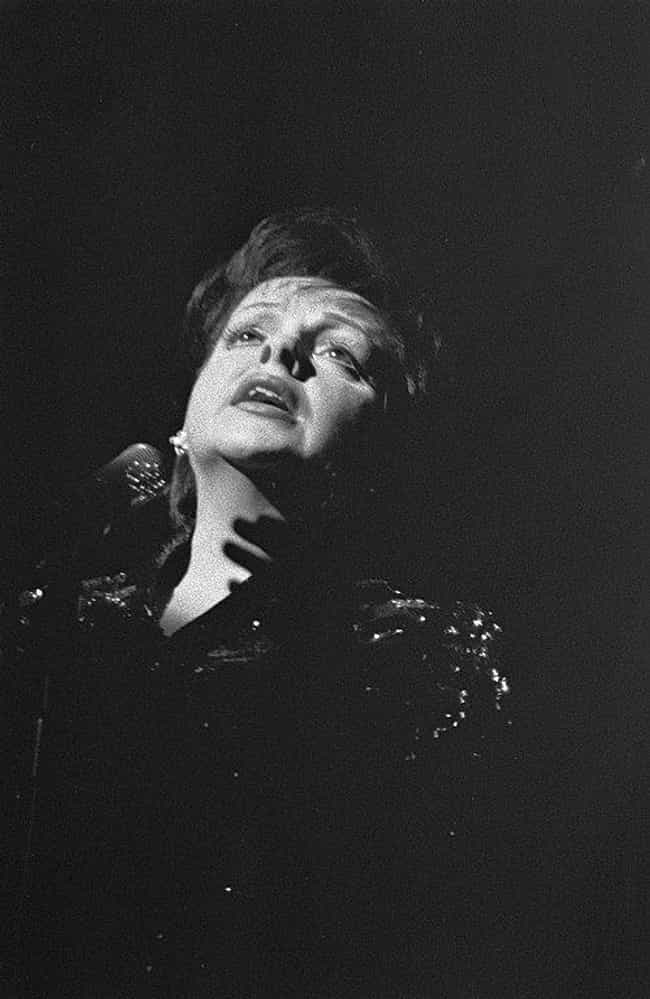 She Was Burned By A Dish... is listed (or ranked) 7 on the list The True Story Behind 'Judy' And Judy Garland's Final Years