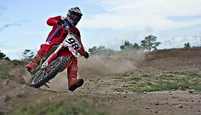 Motocross Bikes Are Built For ... is listed (or ranked) 2 on the list Everything You Didn't Know About Motocross