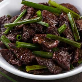 Mongolian Beef  is listed (or ranked) 2 on the list The Best Things To Eat At P.F. Chang's
