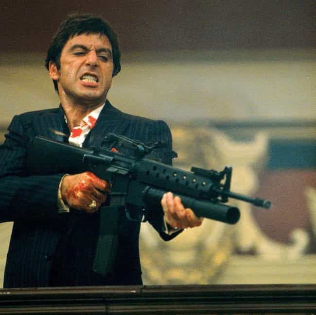 The Best is listed (or ranked) 3 on the list Say Hello To The Best Quotes From 'Scarface'