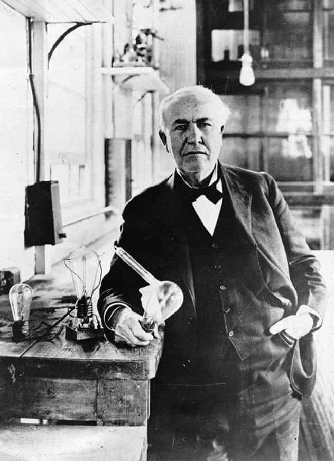 Edison Hired Tesla, Then Rejec... is listed (or ranked) 1 on the list The True Story Of The Industrial Feud That Inspired 'The Current War'