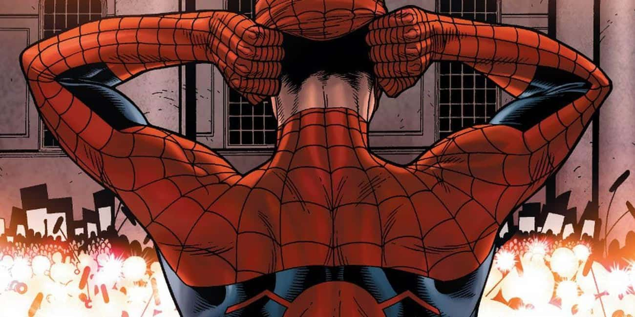 Parker's Friends And Family Ar is listed (or ranked) 3 on the list What Happened After Spider-Man's Secret Identity Was Revealed In The 'Civil War' Comic
