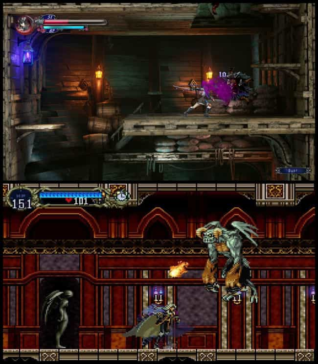 'Bloodstained: Ritual of the N... is listed (or ranked) 3 on the list 15 of the Best Spiritual Successor Video Games