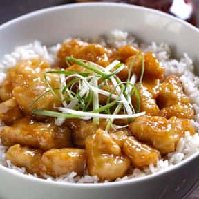 Crispy Honey Chicken Bowl