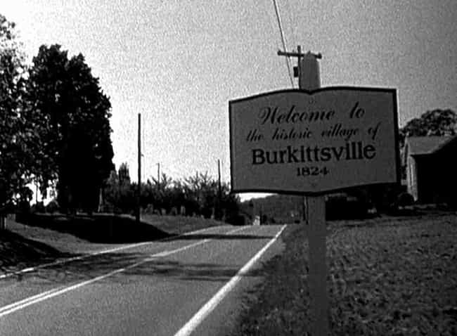 There Is A Real Burkittsville,... is listed (or ranked) 1 on the list Decoding The Backstory Of 'The Blair Witch Project'