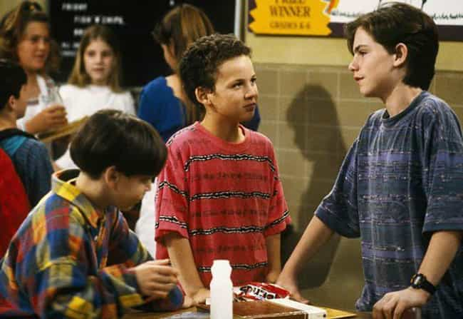 He Moved Schools A Lot W... is listed (or ranked) 1 on the list Shawn From 'Boy Meets World' Had The Most Depressing Backstory In All Of TGIF Programming