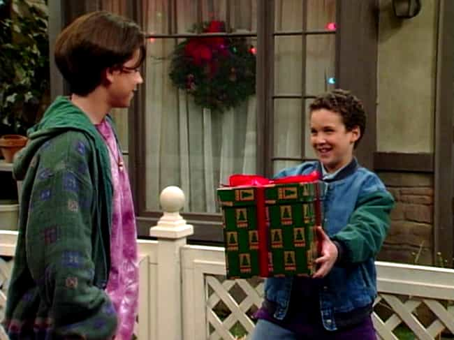 He Comes From A Poor Family is listed (or ranked) 2 on the list Shawn From 'Boy Meets World' Had The Most Depressing Backstory In All Of TGIF Programming