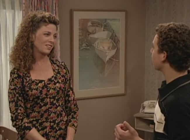 His Mom Reveals She Isn'... is listed (or ranked) 4 on the list Shawn From 'Boy Meets World' Had The Most Depressing Backstory In All Of TGIF Programming