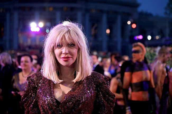 Manson Met Courtney Love When ... is listed (or ranked) 4 on the list Stories From Trent Reznor And Marilyn Manson's Friendship