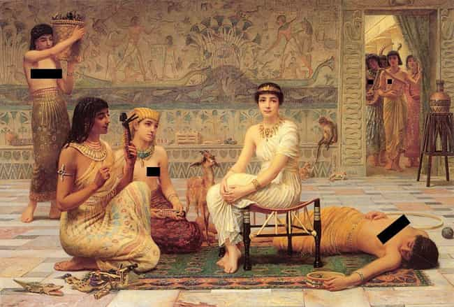 You Are Bathed And Dressed By ... is listed (or ranked) 2 on the list You're Royalty In Ancient Egypt. What Does Your Day-To-Day Life Look Like?