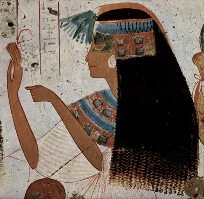 You Are Never Fully Dressed Wi... is listed (or ranked) 3 on the list You're Royalty In Ancient Egypt. What Does Your Day-To-Day Life Look Like?