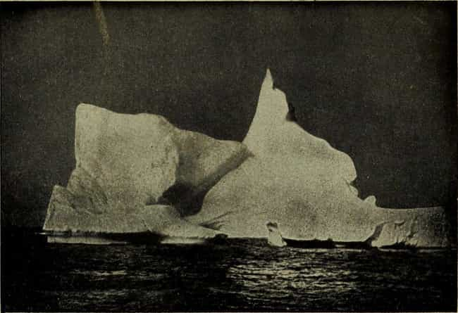 The Iceberg Warning Wasn't Sen... is listed (or ranked) 1 on the list Everything Historians Think Went Wrong That Led To The Sinking Of The 'Titanic'