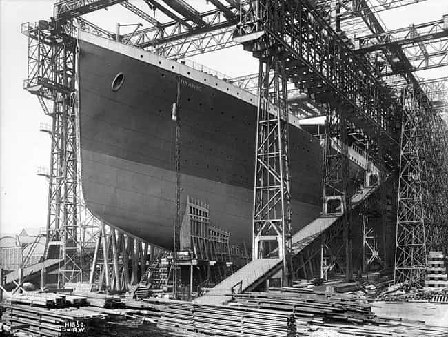 The Walls Of The Watertight Co... is listed (or ranked) 4 on the list Everything Historians Think Went Wrong That Led To The Sinking Of The 'Titanic'