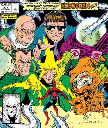The Sinister Six Has An Ever-Changing Lineup And Most Members Have Already Appeared In The MCU