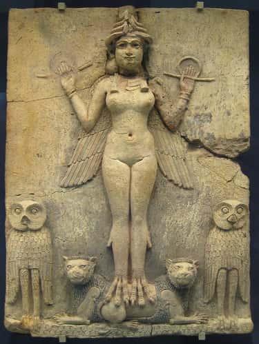 In Ancient Babylon, Girdle-Like Garments Were A Symbol Of Virginity