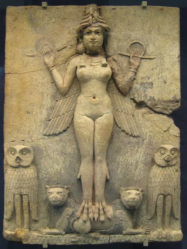 In Ancient Babylon, Girdle-Lik... is listed (or ranked) 1 on the list How Women's 'Shaping Underwear' Has Changed Throughout History