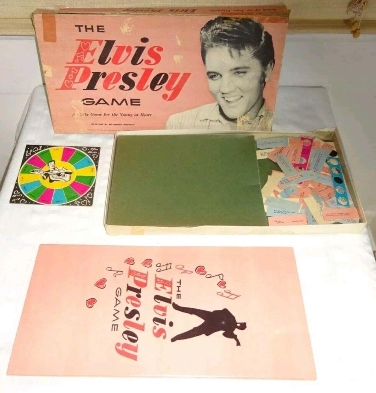The Elvis Presley Game (1957)