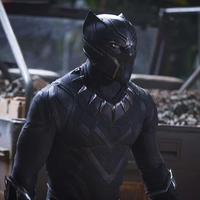 Black Panther 2 is listed (or ranked) 3 on the list All Upcoming MCU Movies & TV Shows, Ranked