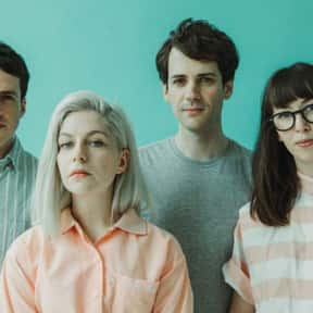 Alvvays is listed (or ranked) 10 on the list The Best Jangle Pop Bands/Artists