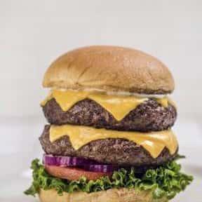 Double Decker Double Cheeseburger