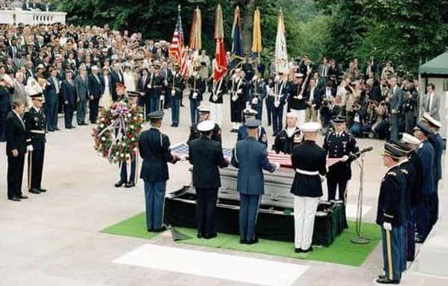 Officials Ordered Evidence Of ... is listed (or ranked) 3 on the list The Tomb Of The Unknown Soldier Was Exhumed In 1998