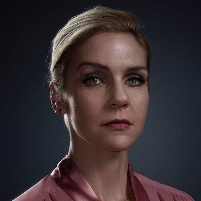 Kim Wexler is listed (or ranked) 3 on the list The Best Characters On 'Better Call Saul,' Ranked
