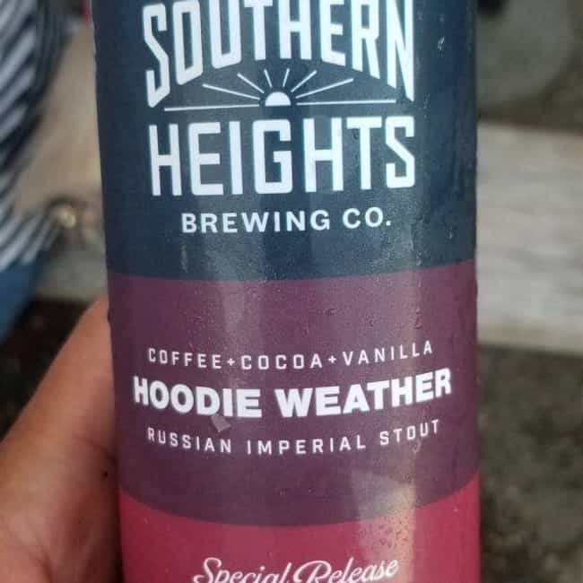 Hoodie Weather is listed (or ranked) 1 on the list The 100 Best Austin Beers You Have To Try, Ranked