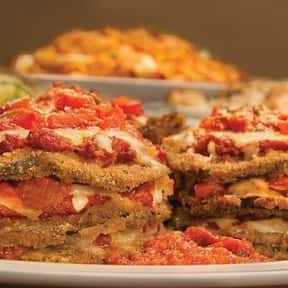 Eggplant Parmigiana is listed (or ranked) 4 on the list The Best Things To Eat At Buca di Beppo