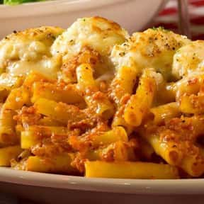 Baked Ziti  is listed (or ranked) 19 on the list The Best Things To Eat At Buca di Beppo