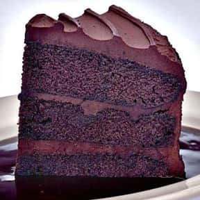 Double Dark Chocolate Cake is listed (or ranked) 17 on the list The Best Things To Eat At Buca di Beppo