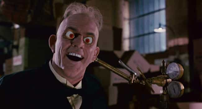 Judge Doom Re-Inflates Himself... is listed (or ranked) 4 on the list Moments In 'Who Framed Roger Rabbit' That Were Too Intense For Most Kids To Deal With