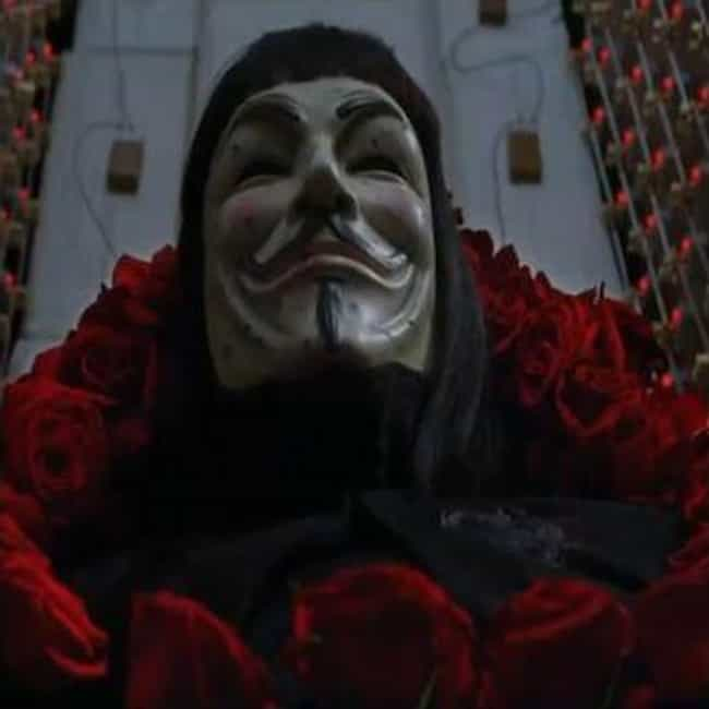 What He Meant is listed (or ranked) 2 on the list The Most Eloquent Quotes From 'V for Vendetta'