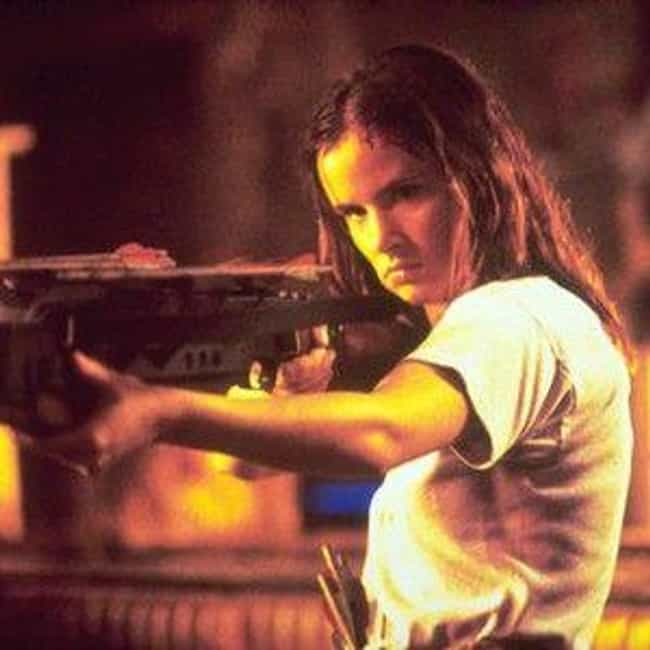 Hunky-Dory is listed (or ranked) 4 on the list The Most Unforgettable 'From Dusk Till Dawn' Quotes
