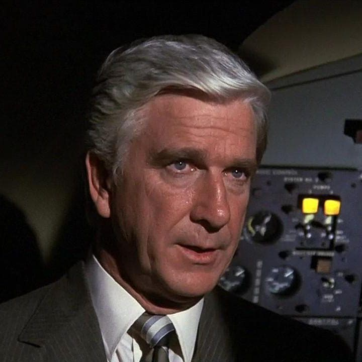 Random Funniest Quotes From 'Airplane!'