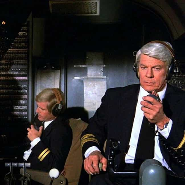 Roger is listed (or ranked) 4 on the list The Funniest Quotes From 'Airplane!'