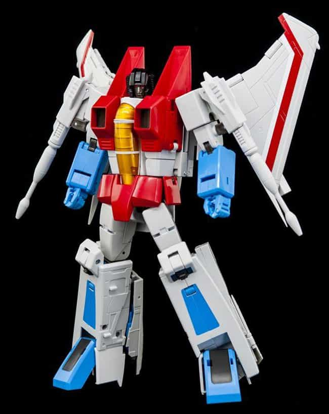 Maketoys Meteor is listed (or ranked) 2 on the list The Best Starscream Toys, Ranked