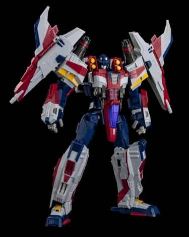 Galaxy Meteor is listed (or ranked) 2 on the list The Best Starscream Toys, Ranked